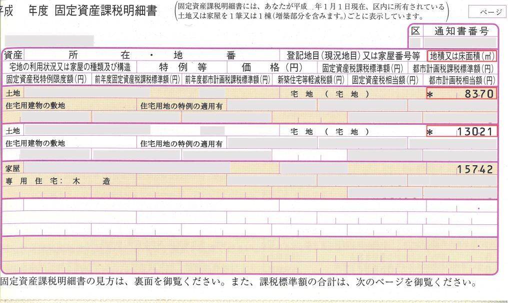 固定資産税 【評価はどのようにされるのか】 まず、家屋の評価は、次のようにされます...  名古